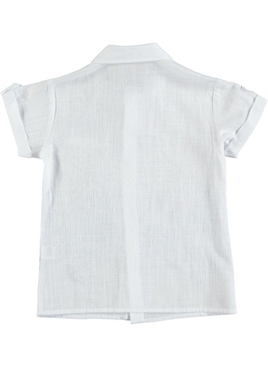 Zeynep Tekstil Gömlek Beyaz